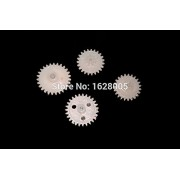 Generic 2set 8pcs : WL Toys S215 S977 S988 V388 V319 V398 V757 Gear Set Rc Spare Part Parts Accessory Accessories Rc Helicopter 3.5CH With Camera