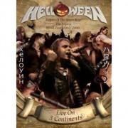 Helloween - Keeperofthe7-2dvd+2cd (0693723022222) (4 DVD)