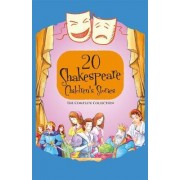 Twenty Shakespeare Children's Stories - The Complete 20 Books Boxed Collection by William Shakespeare