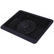 """Cooler Laptop Spacer SPNC-N19 15.4"""", Negru"""