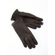 Walbusch Ziegennappa Herren Handschuhe Braun