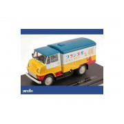 Ebbro EB44570 TOYOPET TOYOACE SK20 PANEL VAN 1959 BLUE/YELLOW/WHITE 1:43 Modellino