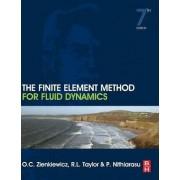 The Finite Element Method for Fluid Dynamics by Olek C. Zienkiewicz