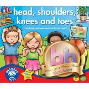 Joc educativ loto - Partile corpului - Orchard Toys (079)
