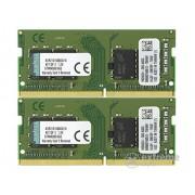 Memorie laptop Kingston 2x8GB DDR4 2133MHz Non-ECC CL15 SODIMM (Kit of 2) 1Rx8 (KVR21S15S8K2/16)