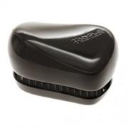 Tangle Teezer Compact Styler Hairbrush Kartáč na vlasy pro ženy Kompaktní kartáč na vlasy Odstín - Black