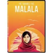 He named me Malala:Malala Yousafzai,Ziauddin Yousafzai,Toor Pekai Yousatzai etc - Malala (DVD)