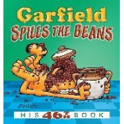 Garfield Spills the Beans by Jim Davis