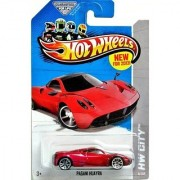 Hot Wheels 2013 HW City Pagani Huayra 8/250