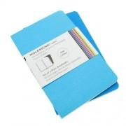 Brand: Moleskine Volant pocket plain notebook, sky blue