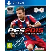 Sony PS4 Pro Evolution Soccer 2015 [PS4, русские субтитры]