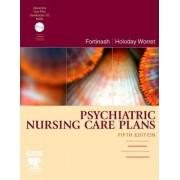 Psychiatric Nursing Care Plans by Katherine M. Fortinash