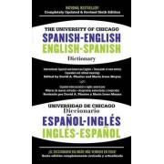 The University of Chicago Spanish-English Dictionary/Diccionario Universidad de Chicago Ingles-Espanol by Dr David A Pharies