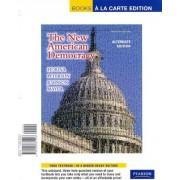 New American Democracy, The, Alternate Edition, Books a la Carte Edition by Professor Morris P Fiorina
