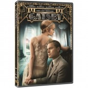 The Great Gatsby-Leonardo diCaprio,Carey Mulligan - Marele Gatsby (DVD)