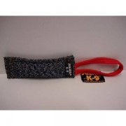 Julius K9 Tug in nylon e cotone 15cm x 2cm con maniglia
