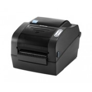 SLP-TX420G/BEG DT/TT 203DPI DGRY SER/PAR/USB W/PSU