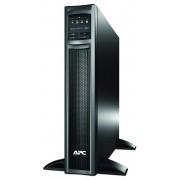 APC SMX1000I SMART-UPS 1100VA RACK/TOWER LCD 230V. APC SMART-UPS, 800WATTS/1000VA, INGRESSO 230V/USCITA 230V. EXTENDED RUNTIME MODEL, ALTEZZA RACK 2U.