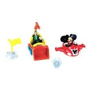Fisher-Price Mickey Mouse Clubhouse Vehicle - Mickey and Goofy Space Vehicles