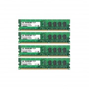 16GB KIT (4 X 4GB) For Dell Studio Desktop Series XPS 435 XPS 7100 XPS 8000 XPS 8100 XPS 8300 XPS 9000 XPS 9100. DIMM DDR3 NON-ECC PC3-10600 1333MHz RAM Memory. Genuine A-Tech Brand.