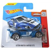 Hot Wheels Hw Race 149/250 Aston Martin Vantage Gt3 On Short Card