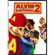 ALVIN AND THE CHIPMUNKS THE SQUEAKUEL DVD 2009