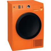 Сушилня Gorenje D8565NO, Обем 8 кг, Клас А++, Оранжев