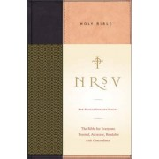 NRSV Standard Bible by Harper Bibles