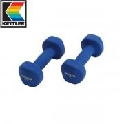 Set gantere Kettler - neopren 3 kg