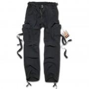Brandit M-65 Pantalones de las señoras Negro 27