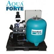 Aquaforte EconoBead komplett EB-60 szűrőrendszer 36m3-es tó méretig SK502