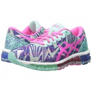 ASICS Gel-Quantum 360 GS (Little KidBig Kid) ASICS BluePink GlowMint