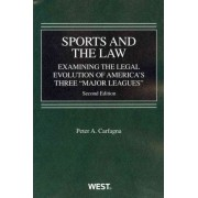 Sports and the Law by Peter Carfagna