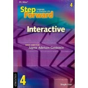 Step Forward 4: Step Forward Interactive CD-ROM by Jayme Adelson-Goldstein