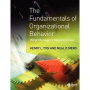 The Fundamentals of Organizational Behavior by Henry L. Tosi