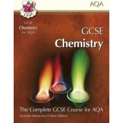 GCSE Chemistry for AQA: Student Book with Interactive Online Edition (A*-G Course) by CGP Books
