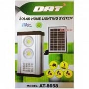 Kit Incarcare Solara Lanterna LED 10W DAT AT8658