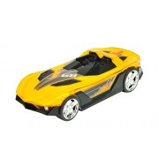 Toy State - Hot Wheels - Hyper Racer - Light and Sound Yur So Fast