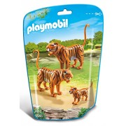 Playmobil 6645 - Famiglia di Tigri