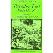 Paradise Lost: Books 9-10: Bks. 9 & 10 by John Milton