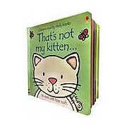 That's Not My Kitten (Touchy-Feely Board Books)
