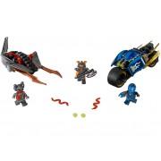 LEGO Motocicleta Fulger a lui Jay (70622)