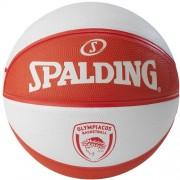 Spalding Basketball OLYMPIAKOS PIRÄUS (Outdoor) - weiß/rot   7
