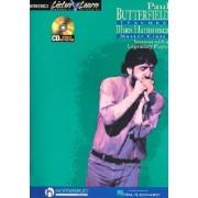 Paul Butterfield - Blues Harmonica Master Class by Paul Butterfield