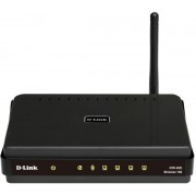 Router Wireless D-Link DIR-600, 150 Mbps, 1 x Antena externa, 2.4 GHz