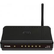 Router Wireless D-Link DIR-600, 150 Mbps, 1 x Antena externa, 2.4 GHz + Cablu UTP Patch cord Gembird cat. 5E, 3m