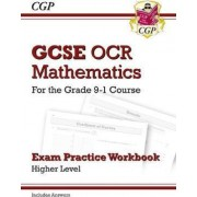 New GCSE Maths OCR Exam Practice Workbook: Higher - For the Grade 9-1 Course (Includes Answers) by CGP Books