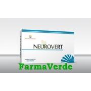 Neurovert Memorie si Concentrare 30 capsule Sun Wave Pharma