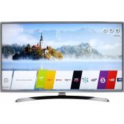 LG 49UJ670V TVs - Zwart