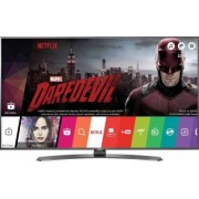 Televizor LED 109 cm LG 43UH661V 4K UHD Smart TV Bonus Telecomanda LG AN-MR650 Magic
